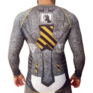 RASH GUARD STEEL - Casca Grossa Wear