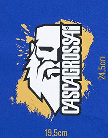 PATCHE BARBA - Casca Grossa Wear