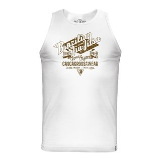 TANK TOP SPEED WHITE
