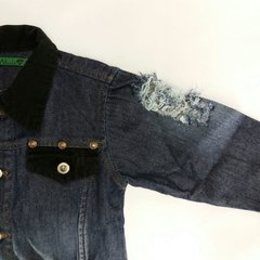 Jaqueta Jeans Rock and Roll - comprar online