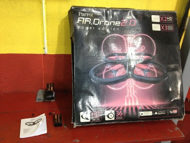 ar drone parrot iphone