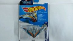 Hot Wheels nave