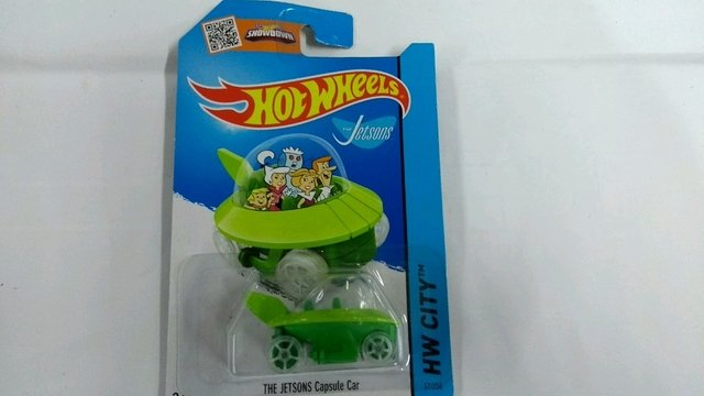 Hot Wheels jatsons