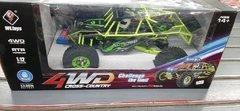 Automodelo 1/12 4wd Cross country completo