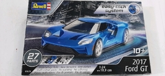 Kit plastimodelismo carro Ford gt 2017.