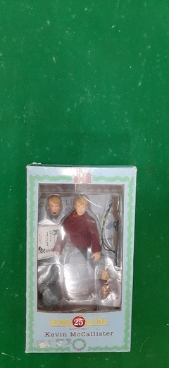 Boneco Kevin mccallister neca home25alone.