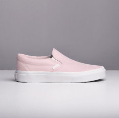 Zapatillas Vans Slip On (Vansbuck) Heavenly Pink/Blanc (z94144r) 56 - comprar online