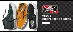 Imagen de Zapatillas Vans x Independent Slip On Pro UltraCush HD Duracap (Z9605) 00