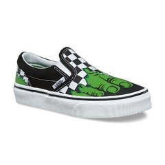 Slip On Kids Hulk Vans x Marvel (Z9601) SB en internet