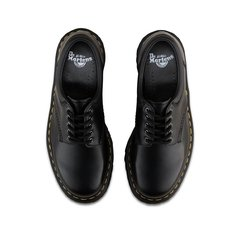 Zapato Dr Martens 8053 Quad Black Polished Smooth Plataforma (B9503PQ) 00 - Nosepick