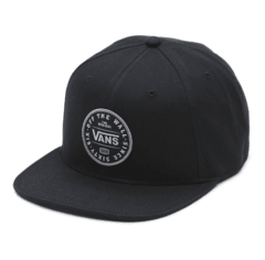 Gorra Vans The Original Negra Bordada (G26126) 00