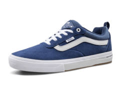 Zapatillas Vans Kyle Walker Pro navy/white Duracap UltraCush (Z9518) 04 en internet