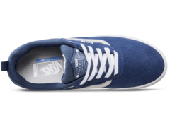 Zapatillas Vans Kyle Walker Pro navy/white Duracap UltraCush (Z9518) 04 - Nosepick
