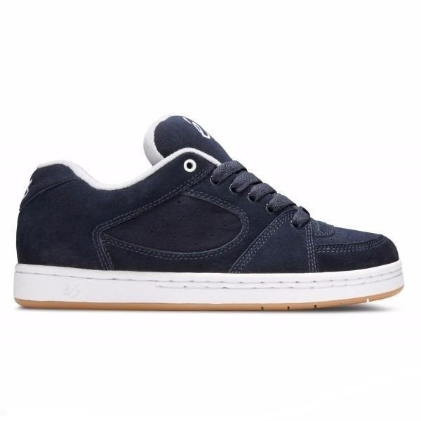 0cb09c0fb9 Zapatillas ES Accel OG Full Navy White (Z9556) 04