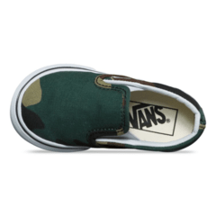 Vans TODDLER WOODLAND CAMO SLIP-ON (Z9594T) 98 - comprar online