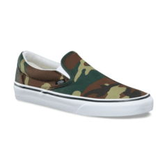 Zapatillas Vans Slip On Woodland Camo (Z9594) 98 kIDS