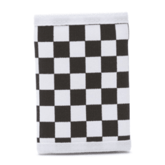 Billetera Vans Slipped checkerdboard (BI48) BN en internet