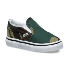 Vans TODDLER WOODLAND CAMO SLIP-ON (Z9594T) 98