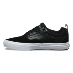 Zapatillas Vans Kyle Walker Pro Black/Red Duracap UltraCush (Z9518) 00 en internet