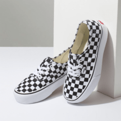 Zapatillas Vans Authentic Plataforma Checkerboard (Z9599) SB en internet