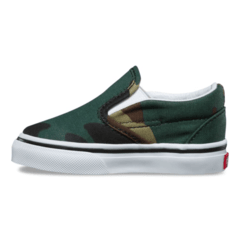 Vans TODDLER WOODLAND CAMO SLIP-ON (Z9594T) 98 en internet
