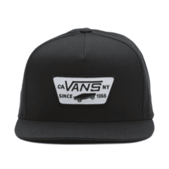 Vans FULL PATCH SNAPBACK HAT (G2598) 00