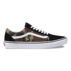 Zapatillas Vans Old Skool Woodland Camo Kids (Z9595) 98