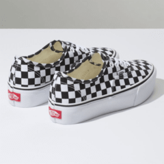 Zapatillas Vans Authentic Plataforma Checkerboard (Z9599) SB - Nosepick