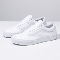 Zapatillas Vans Old Skool Full White Toda blanca (z9334fe) 69 en internet