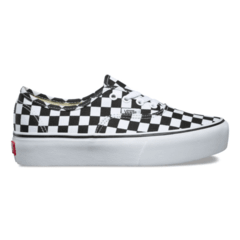 Zapatillas Vans Authentic Plataforma Checkerboard (Z9599) SB