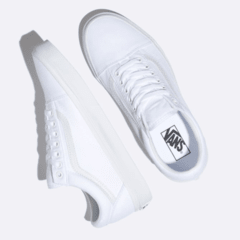 Zapatillas Vans Old Skool Full White Toda blanca (z9334fe) 69 - Nosepick