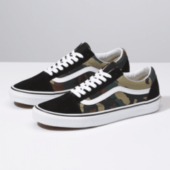 Zapatillas Vans Old Skool Woodland Camo Kids (Z9595) 98 en internet