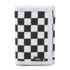 Billetera Vans Slipped checkerdboard (BI48) BN