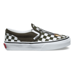 Imagen de Panchas Slip On Vans Kids Dino Checkerboard (Z9602) sb