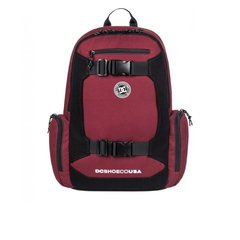 Mochila DC porta skate Chalked up (M15148) 23