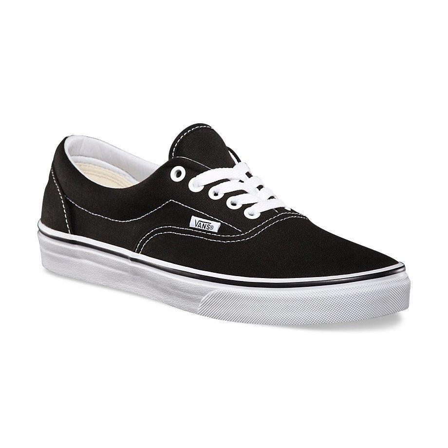 Zapatilla Vans Era Black White