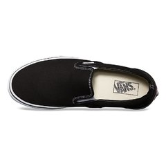 Zapatillas Vans Slip On Classic Negra (Z94144) 00 en internet