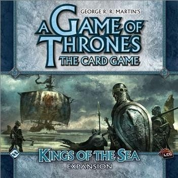 A Game of Thrones: The Card Game - Kings of the Sea - comprar online