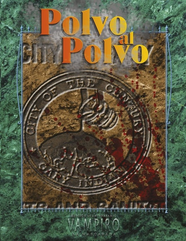 Polvo al Polvo (Incluye copia virtual en PDF)
