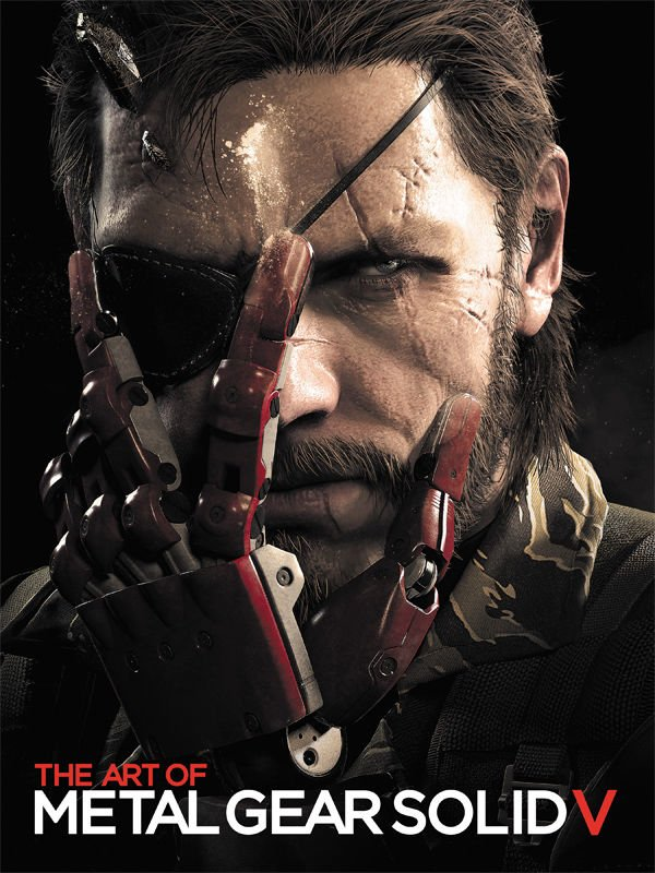 The Art of Metal Gear Solid V - comprar online