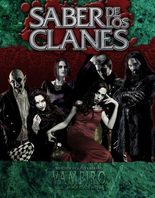 Saber de los Clanes (Incluye copia virtual en PDF)