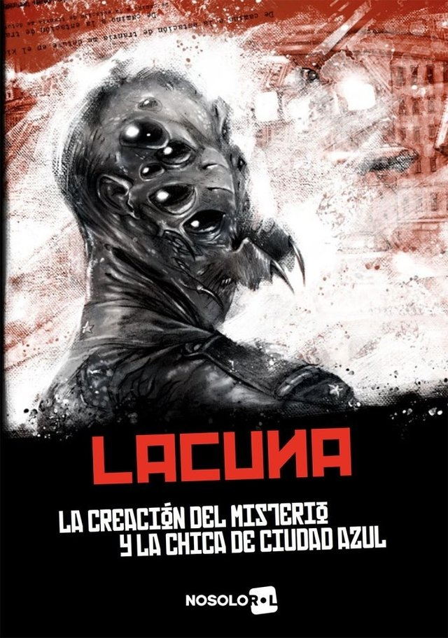 Lacuna (Incluye copia virtual en PDF)