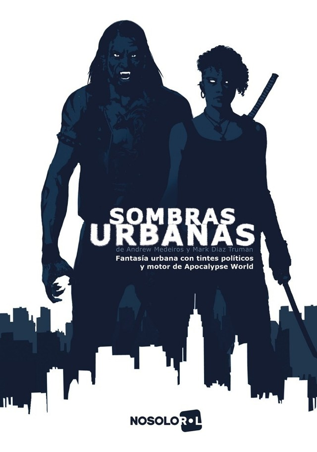 Sombras Urbanas (Incluye copia virtual en PDF)