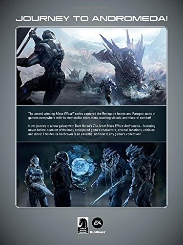 The Art of Mass Effect Andromeda - comprar online