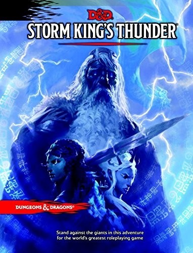 Dungeons & Dragons 5th Ed.: Storm King's Thunder - comprar online
