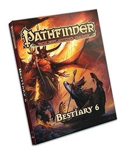 Pathfinder Roleplaying Game: Bestiary 6 - comprar online