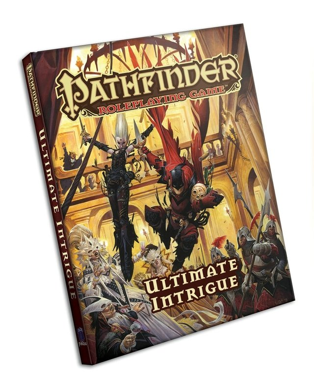 Pathfinder Roleplaying Game: Ultimate Intrigue en internet