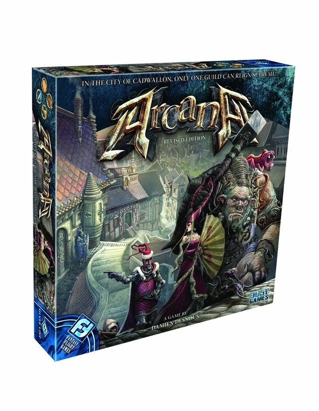 Arcana Revised Edition