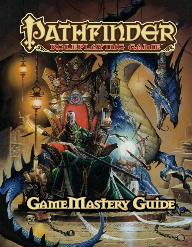 Pathfinder Roleplaying Game: GameMastery Guide - comprar online