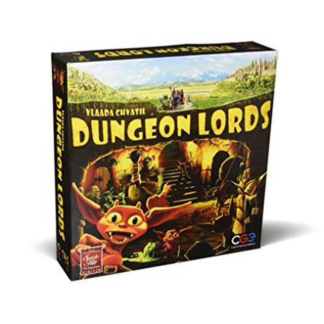 Dungeon Lords - comprar online